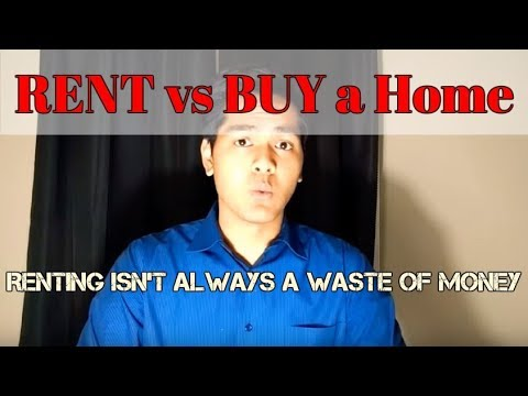 Is Renting Always A Waste Of Money? | Koukun