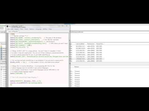 Exporting and Creating New Database