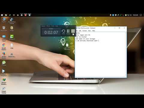How To Install Sony Vegas Pro 14 | Full Crack Verson 2017 | Install Video Tutorial | BD it Help