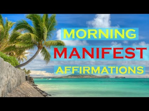 ★Manifest ANYTHING You Want★ by Doing this Every Morning!