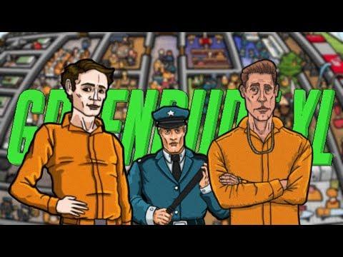 Prison Break Simulator 2018.