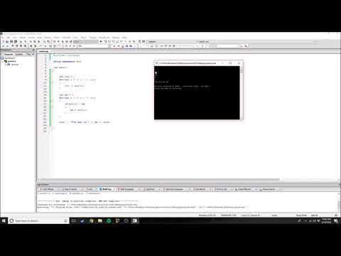 Finding Min and Max in an Arrary - C++ Tutorial for Beginners - Learn to Code in C++ Part 15