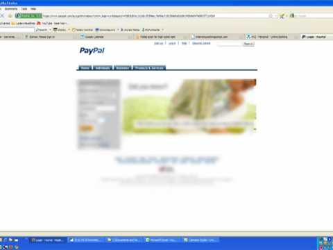 how to collect money using paypal