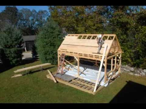 Building our Country Cabin