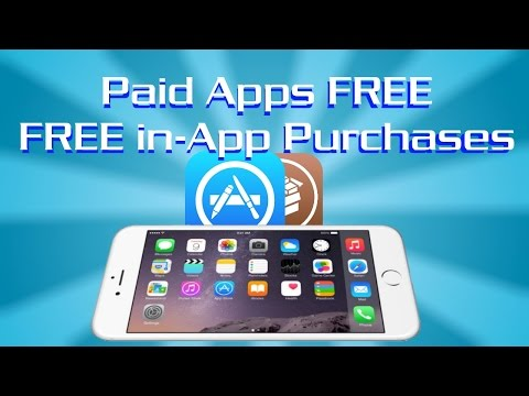 iOS 8 - 8.1.2 Jailbreak: Get PAID Apps for FREE and FREE In-App Purchases with Cydia - 2015