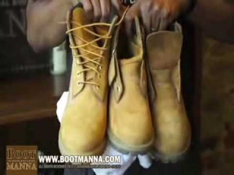 How Do I Clean My Timberland Boots