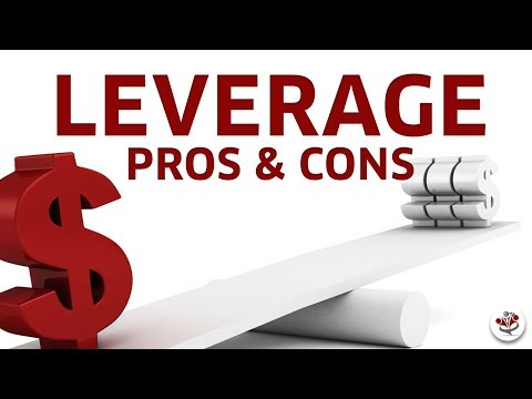 PROS & CONS OF LEVERAGE (is it a good option for you to build wealth & financial freedom?)