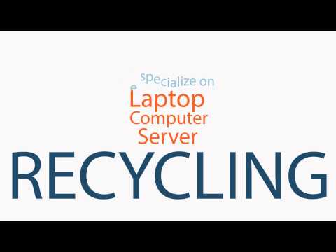 FM Recycle - What We Collect | Computers | Laptops | Server | Recycling & Disposal