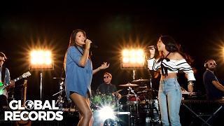 Download Antonia & INNA - Gresesc  | #WeGlobal Live Session