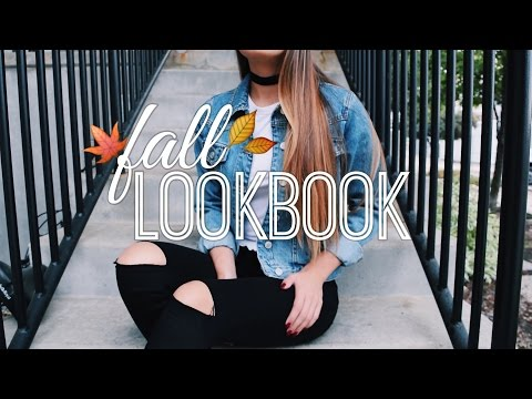 Fall LookBook // OOTW // 5 Fall Outfits!
