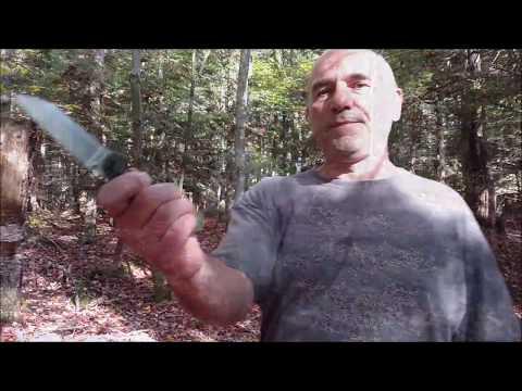 ontario knife model 1