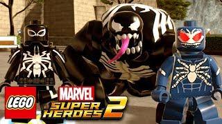 Lego Marvel Superheroes 2 Venom Cheat Code