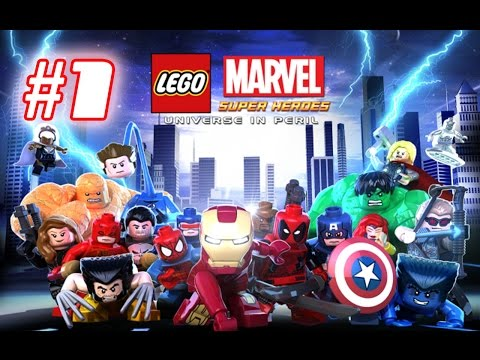 [HD] LEGO® Marvel Super Heroes Gameplay #1 IOS / Android   PROAPK