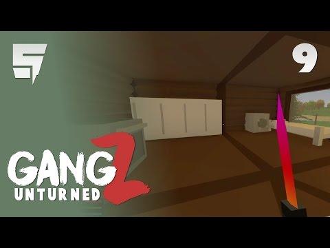 COZY BEDROOM/KITCHEN • Unturned #GangZ (PvP / Multiplayer)