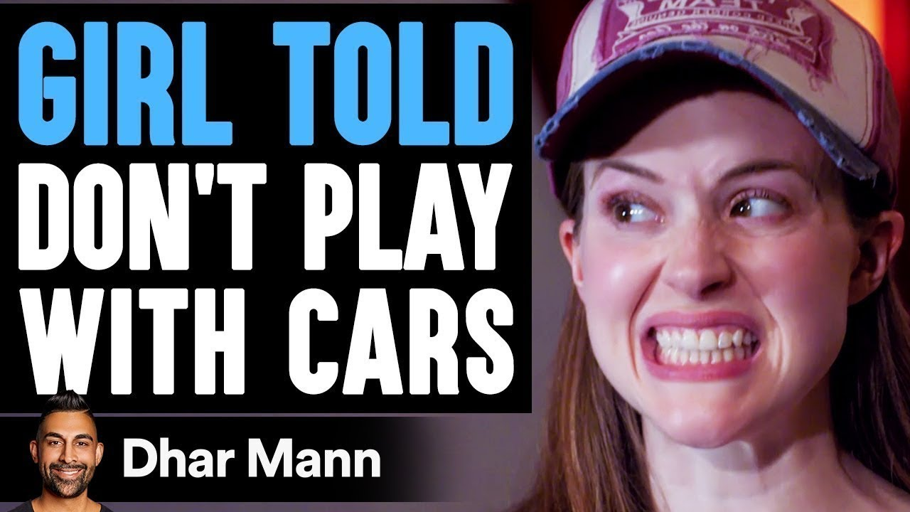 GIRL Told DON'T PLAY With Cars ft. @Supercar Blondie  | Dhar Mann