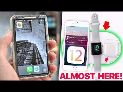 NEW iOS 12 Features Leak, WWDC Date & iPhone X Mini Mod!