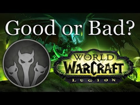 WoW Freakz Legion - End Game Content( Good or bad? )