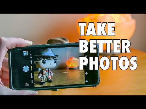 How To Take AMAZING Pictures With ANY Phone