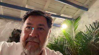 Grande López Obrador. 8 de julio de 2020 - Noroña