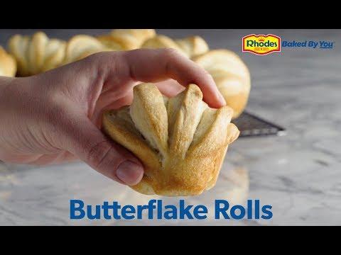 Butterflake Rolls