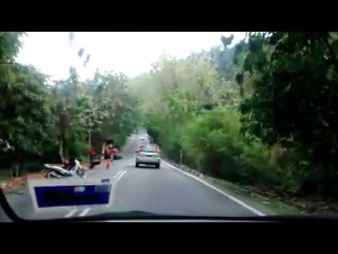 Driving in Langkawi by Small Car