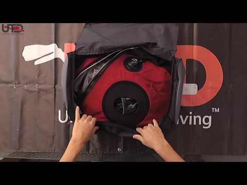 Unboxing UTD 350AG Dry Suit