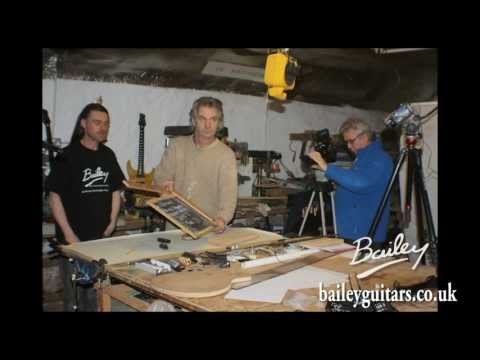 The Making of 'Build Your Own First Guitar' - Slideshow