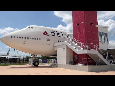 Delta Flight Museum - 2017 Edition