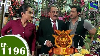 CID सी ई डी Naqaab Episode 1196 27th February 2015