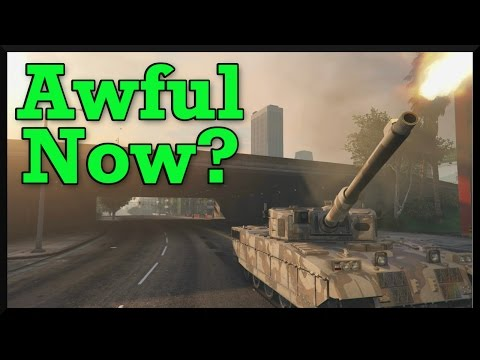 GTA 5: The Rhino Tank's Fall From Grace & Why It's Used So Little Now (GTA Online Discussion)