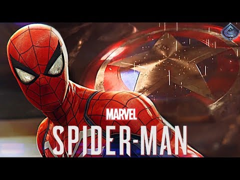 Spider-Man PS4 - The Avengers Game Crossover?