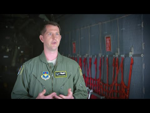 U.S. Air Force: HC-130J, Combat Systems Officer