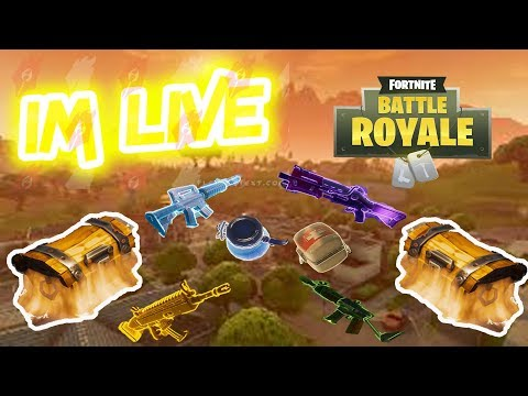 FORTNITE BATTLE ROYALE 1200+WINS DUOS AND SQUADS+ WEBCAM + 30,000 CHANNEL VIEWS THANKS !!!