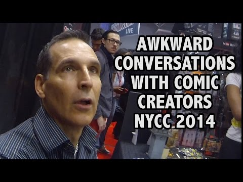 2014 New York Comic Con (NYCC) - Artist Alley