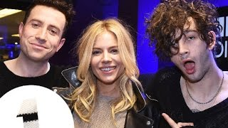 Matty Co-Presents ft. Sienna Miller 😍 7 mins 55 secs of HILARITY!