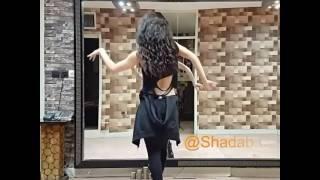 رقص فوقالعاده زیبای شاداب دختر ایرانی