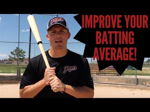 Top 3 Baseball Hitting Tips to Improve Batting Average! (QUICK FIX!!)