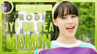 NiziU - JYP No sea mamón (Parodia de Make you happy) Moontastic