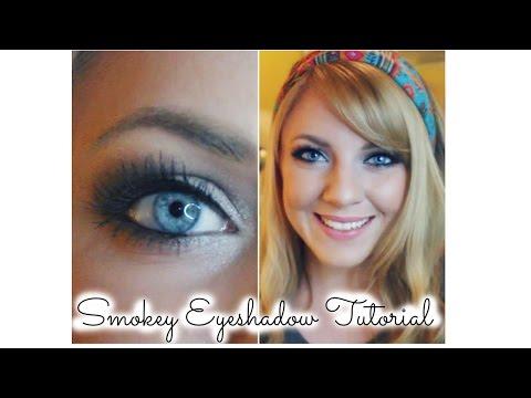Makeup Tutorial // Smokey Eyes