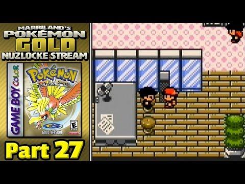 Pokémon Gold Nuzlocke, Part 27: Radio Show!