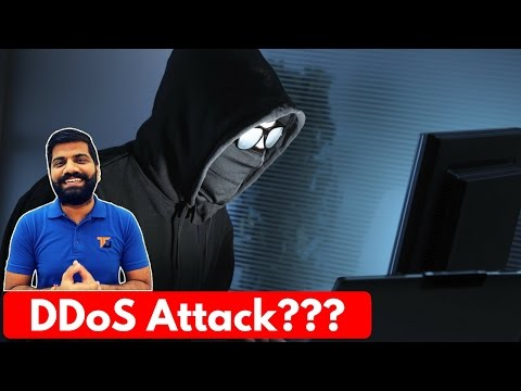 DDoS Attacks Explained | Taking Down the Internet!!!