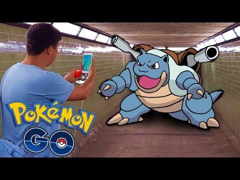 Pokemon GO | WE FOUND BLASTOISE!