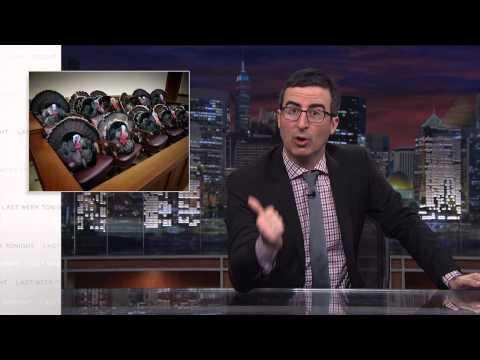 Turkey Pardoning (Web Exclusive): Last Week Tonight with John Oliver (HBO)