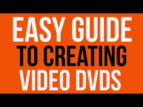Quick and Easy way to Create a DVD from any video source
