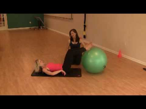 How to Get a Flat Stomach After Baby: Circuit Training Workout