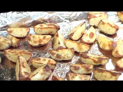 red bliss potatoes with rosemary