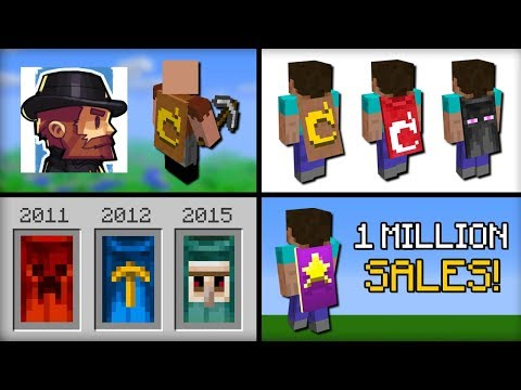 ✔ Minecraft: 15 Things You Didn't Know About Capes
