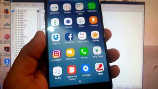 How to Enter MSL Code Samsung Galaxy A520F Tripped Knox 1 OK
