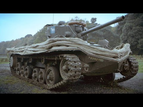This Inventor Made the Famed D-Day Swimming Tanks