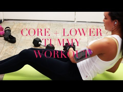 Workout: Core/Lower Belly